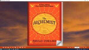 paulo coelho the alchemist pdf - flip book represenatation