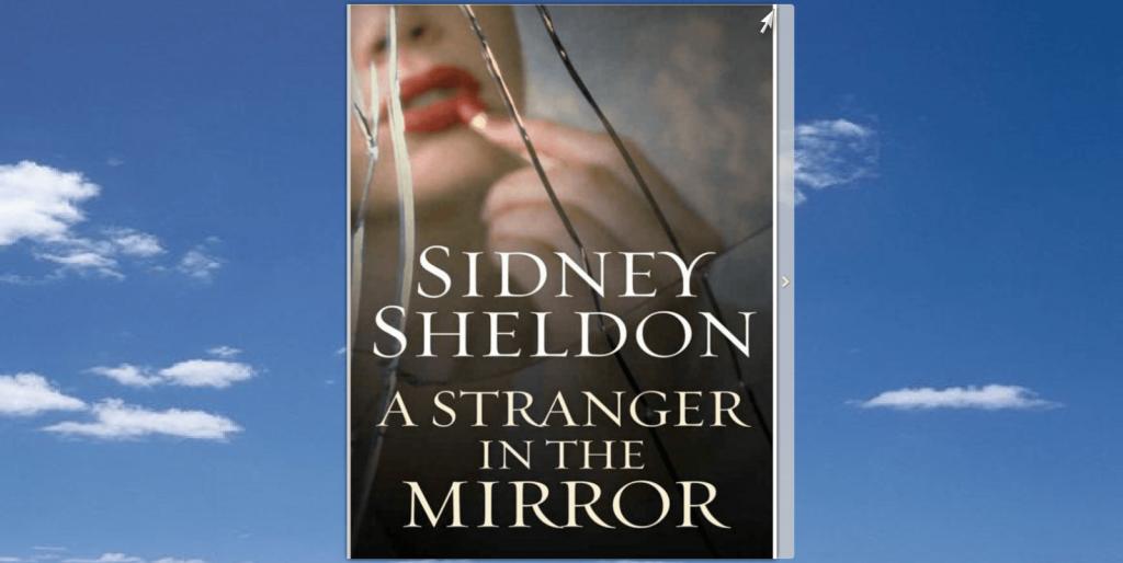 Sidney Sheldon A Stranger In The Mirror Book