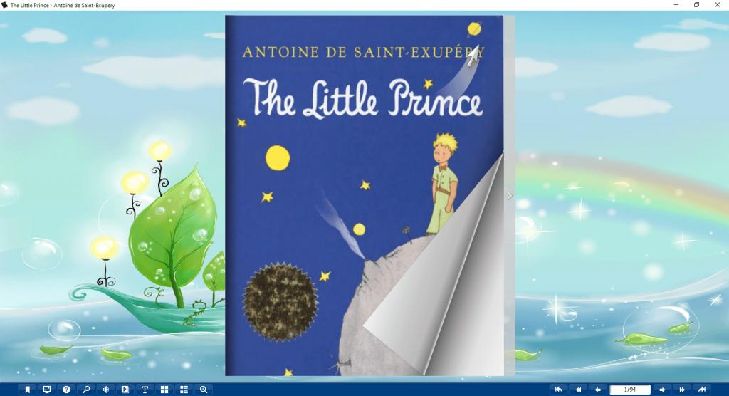 The-Little-Princ-By-Antoine-De-Saint-Exupery-Book-FLIP-1