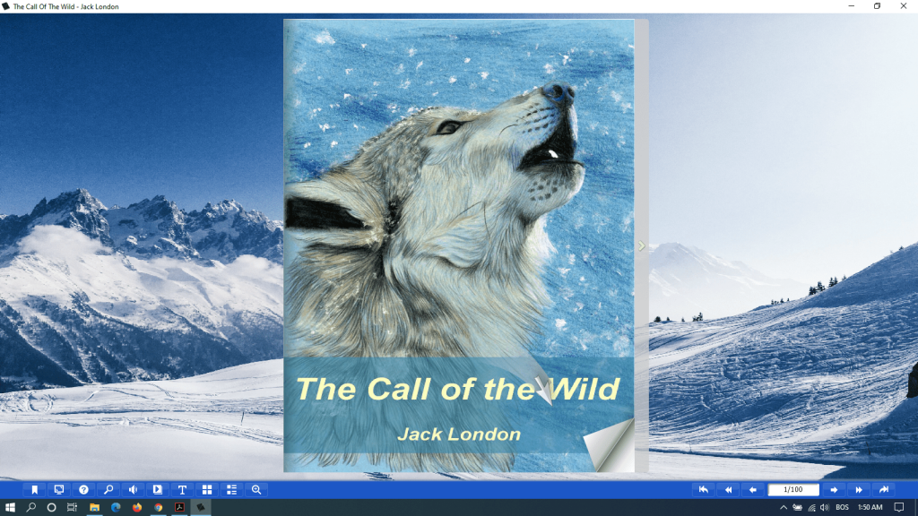 The Call Of The WIld Flip Image 1