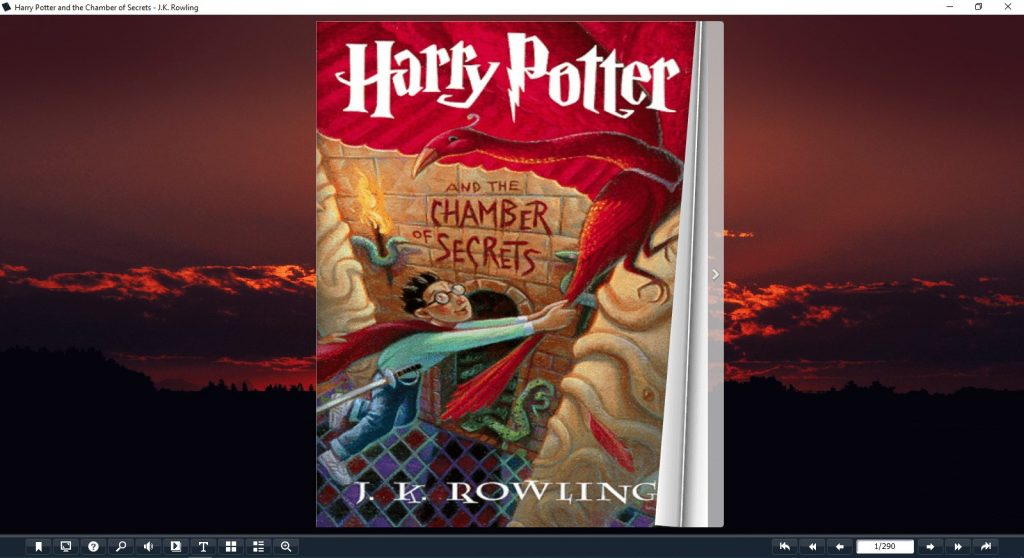 Harry Potter and the Chamber of Secrets Pdf Book Download - Flip Book As Well