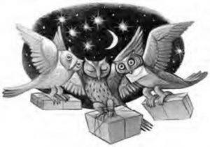 Harry Potter and the Prisoner of Azkaban Pdf Book Owl Image - J.K. Rowling