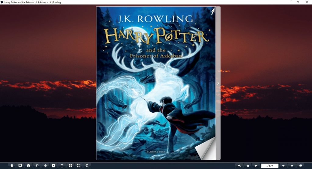 Harry Potter and the Prisoner of Azkaban pdf and flip - J.K. Rowling