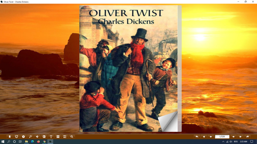 Oliver Twist Pdf And Flip Book By Charles Dickens