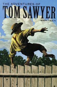 The Adventures of Tom Sawyer PDF And FLIP Mark Twain