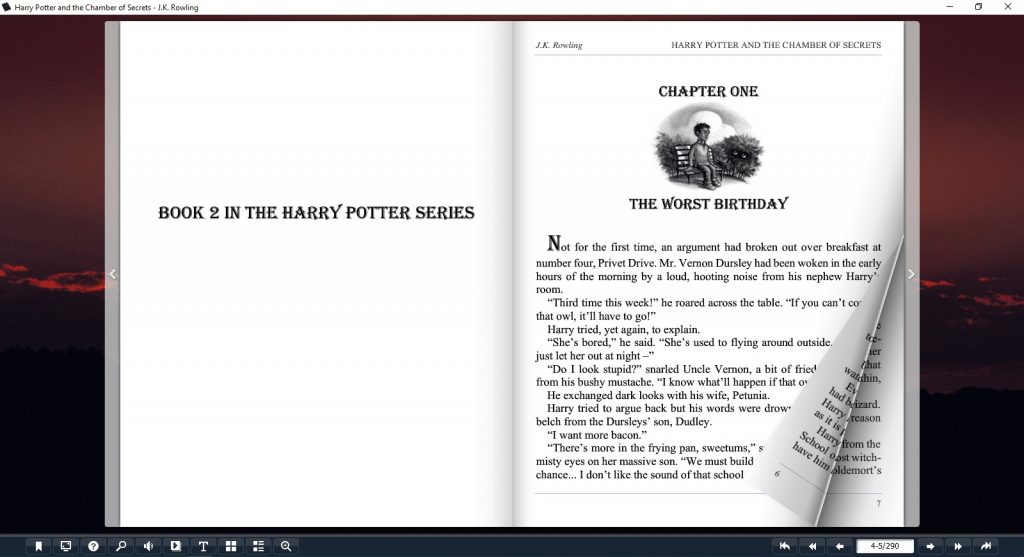 harry potter and the chamber of secrets pdf free download - J.K. Rowling