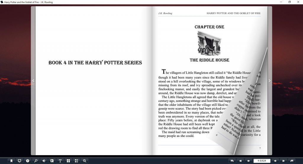 harry potter and the goblet of fire pdf - free pdf download