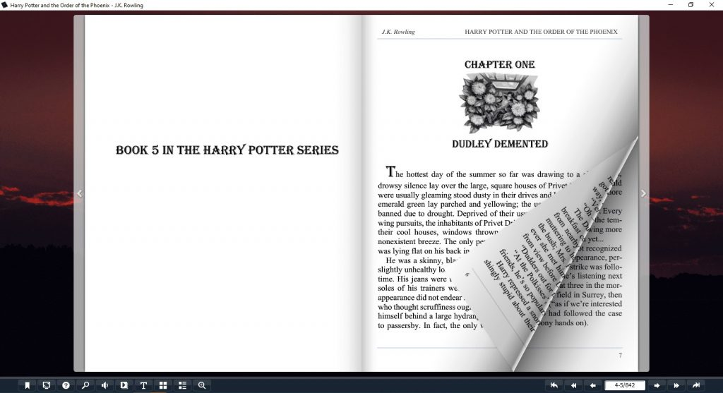 harry potter and the order of the phoenix pdf free download - flip v2