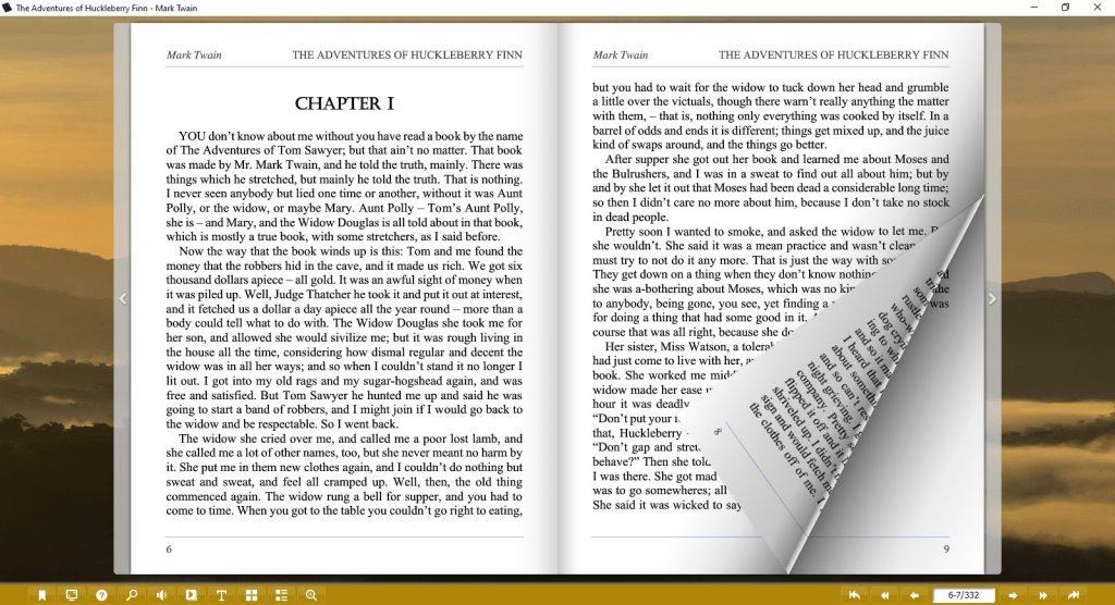 the adventures of huck finn pdf & flip 2