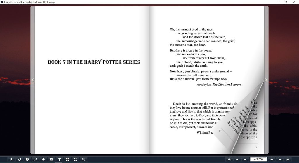 harry potter and the deathly hallows pdf download