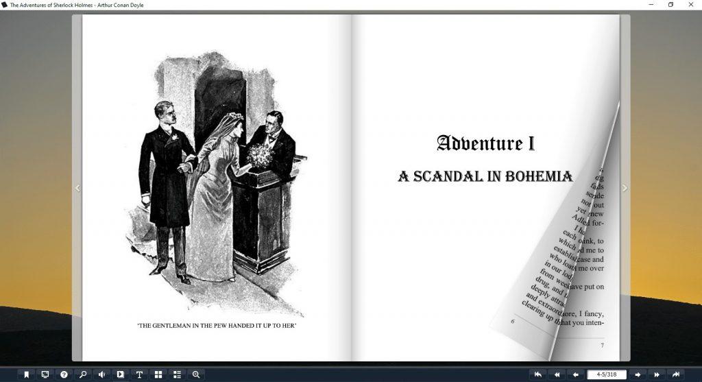 the adventures of sherlock holmes pdf free download