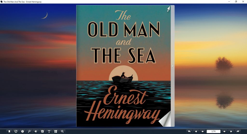 the old man and the sea pdf - ernest hemingway