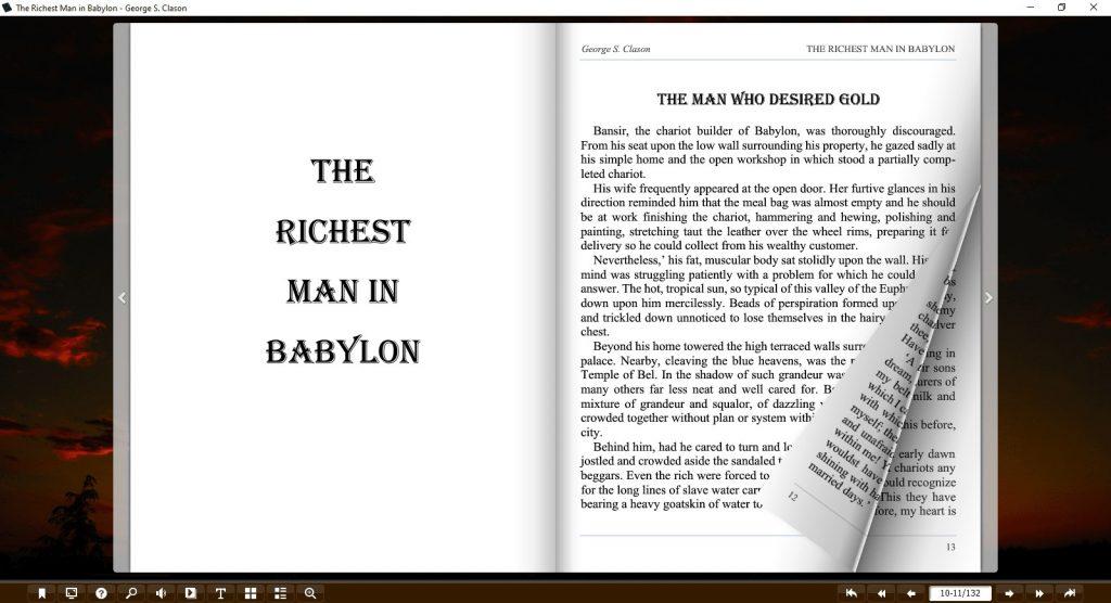 the richest man in babylon pdf vk