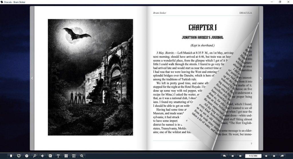 dracula pdf book (flip)