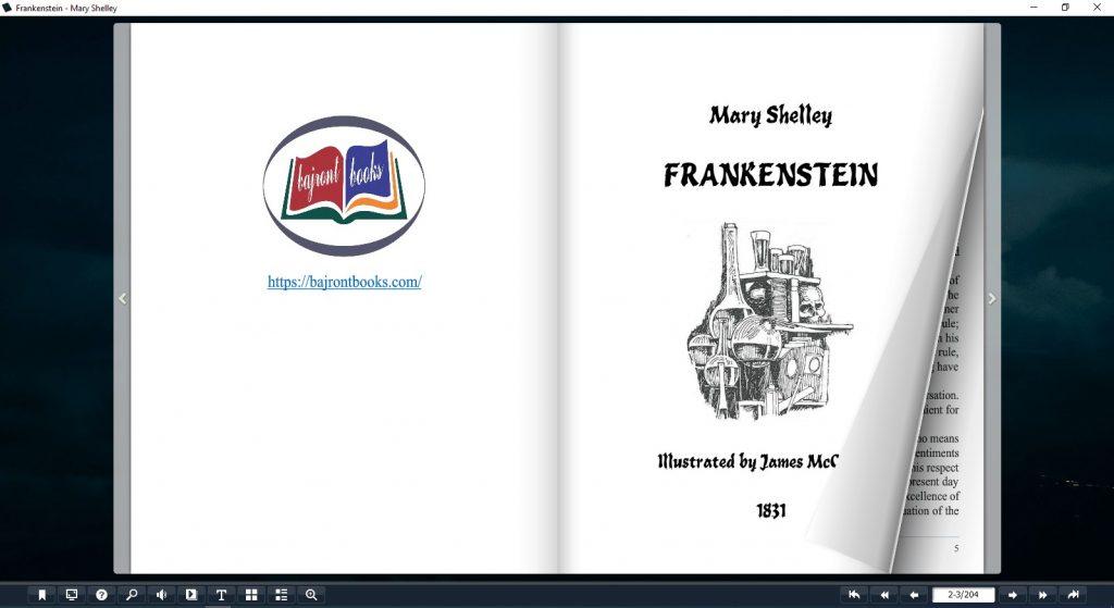 frankenstein pdf online