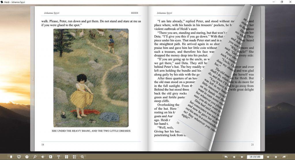 heidi pdf book