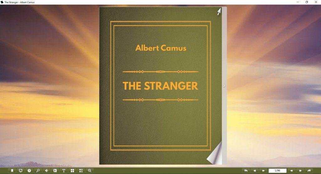 the stranger pdf
