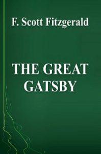 The Great Gatsby - F.Scott Fitzgerald