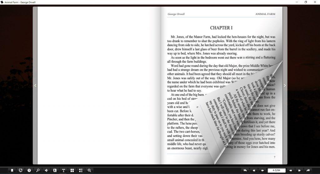 animal farm pdf chapter 1