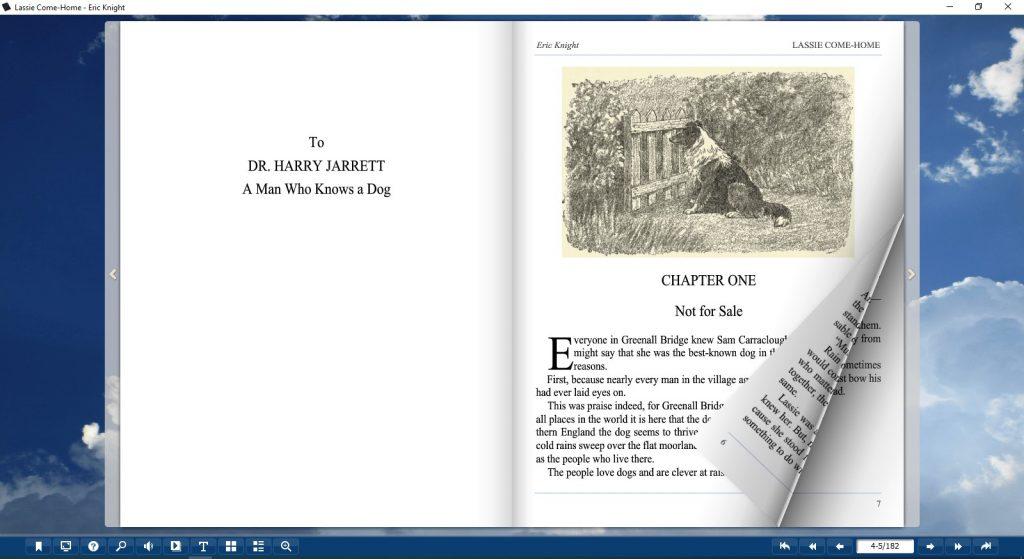 lassie come home book pdf