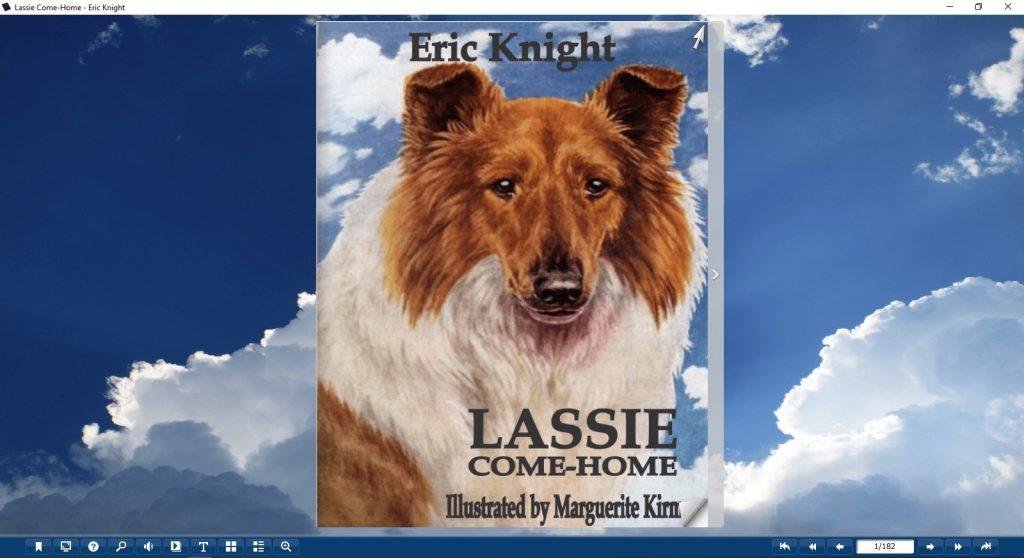 lassie come home pdf