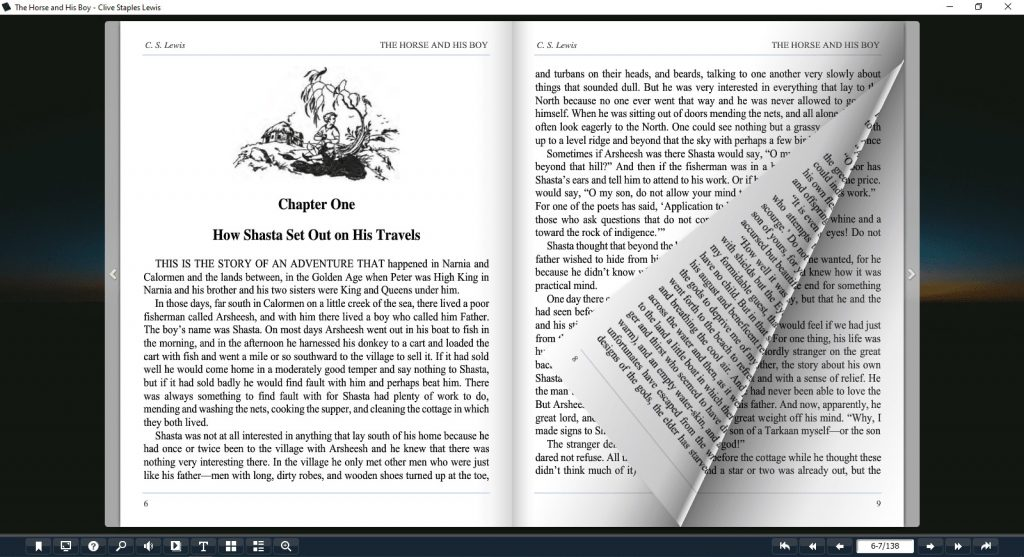the chronicles of narnia the horse and his boy pdf