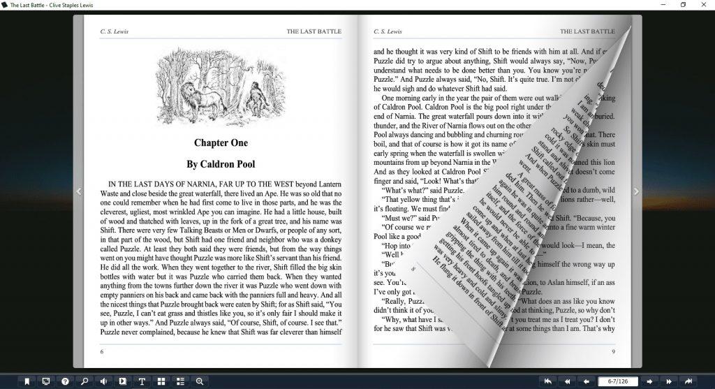 the last battle c.s. lewis pdf