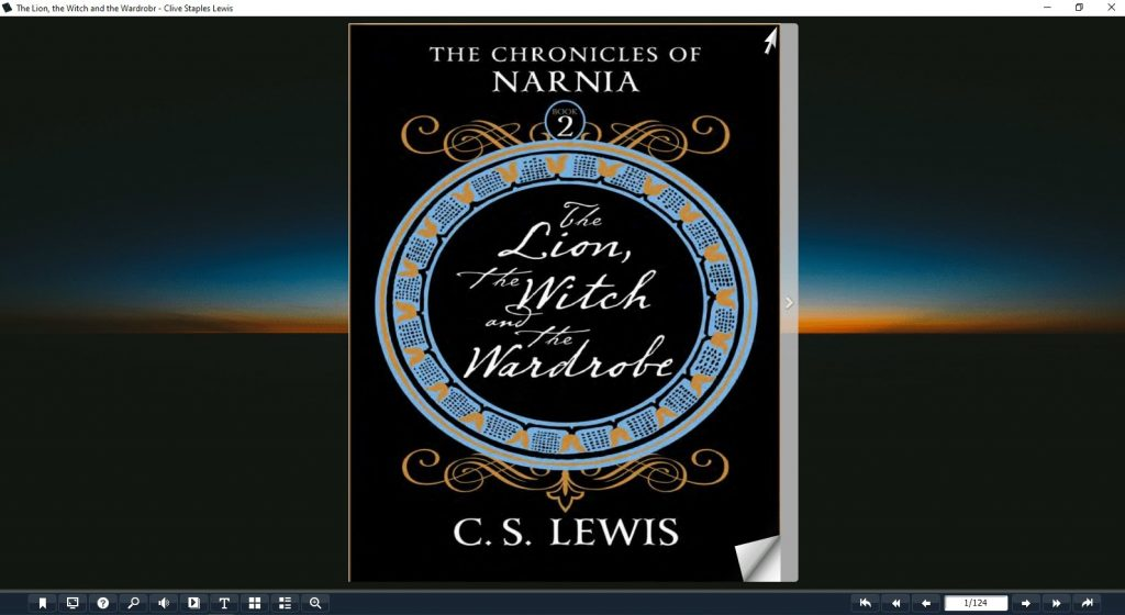 the lion the witch and the wardrobe pdf