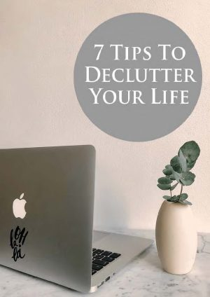 declutter your life book