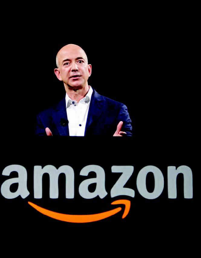 Jeff Bezos Pdf - Founder Of Amazon