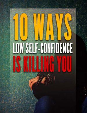 low self esteem books