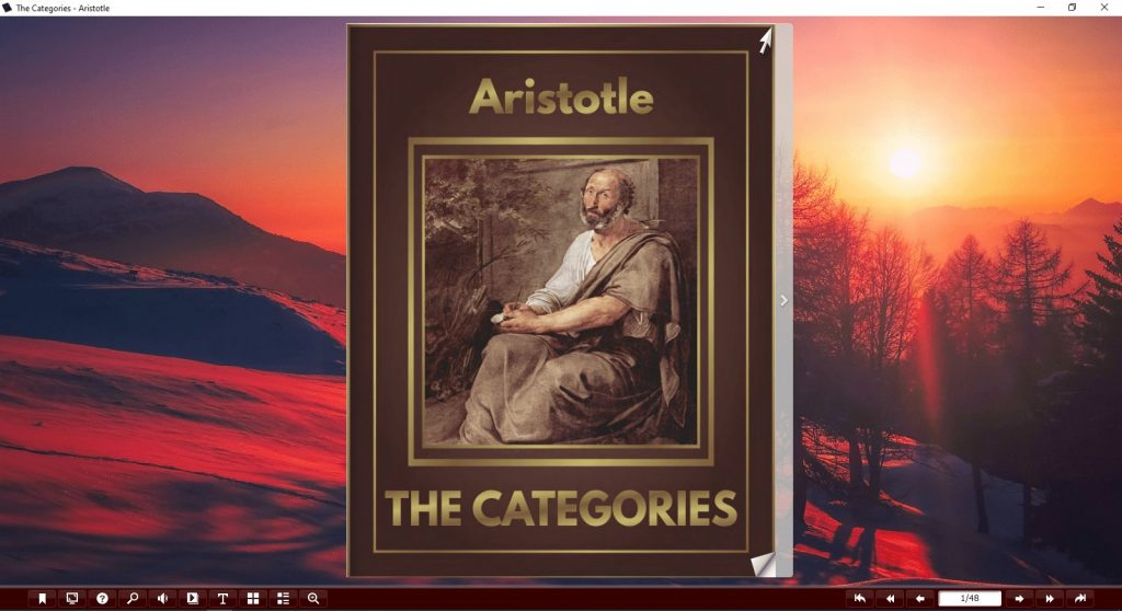 the categories pdf