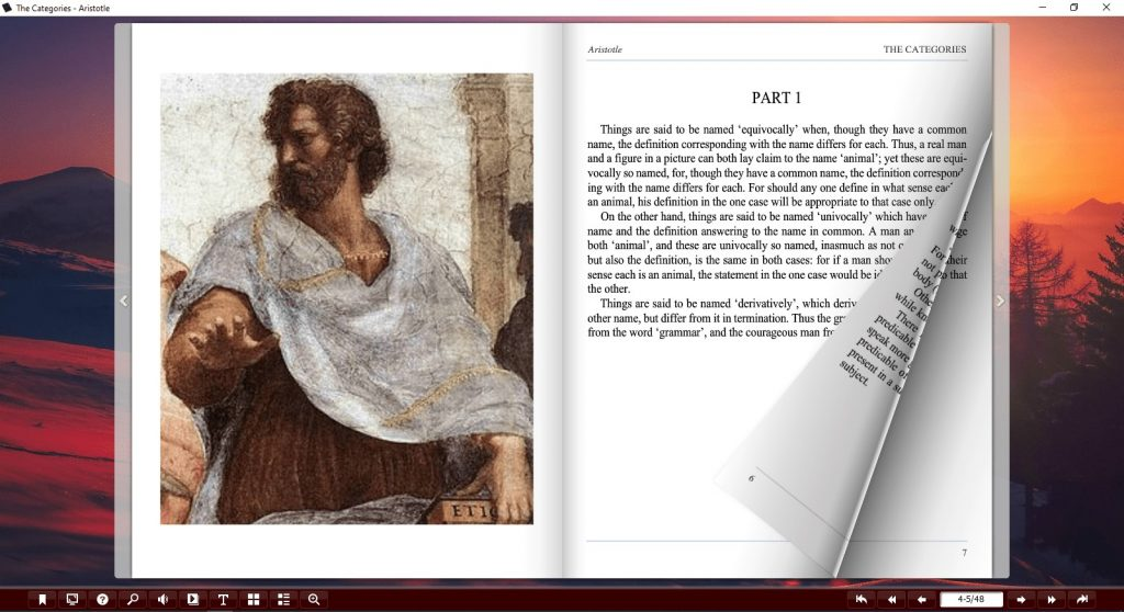 the categories pdf aristotle