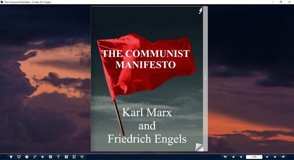 THE COMMUNIST MANIFESTO PDF
