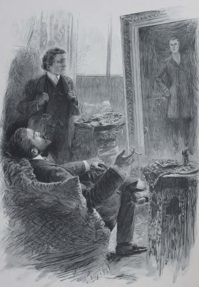 THE PICTURE OF DORIAN GRAY PDF IMAGE - CHAPTER 1 by Oscar Wilde