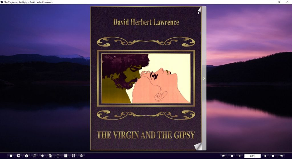 the virgin and the gipsy pdf