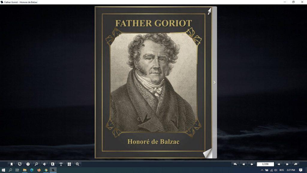 father goriot pdf