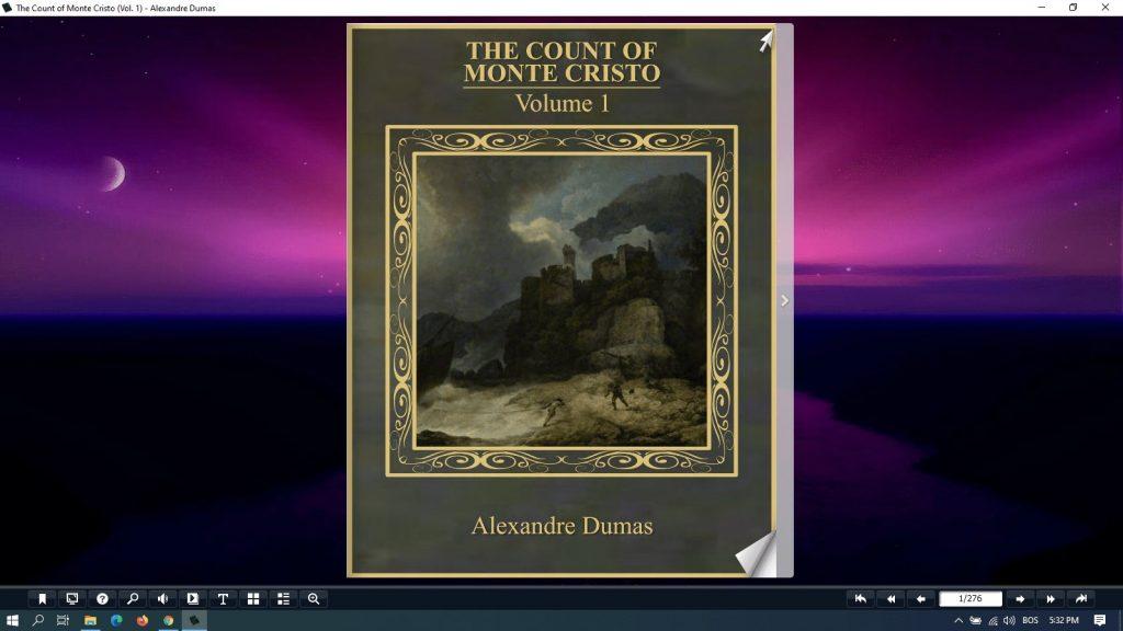 the count of monte cristo pdf