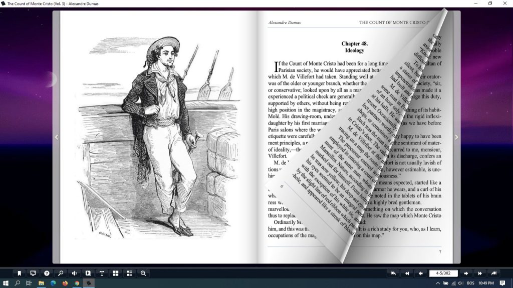the count of monte cristo pdf download