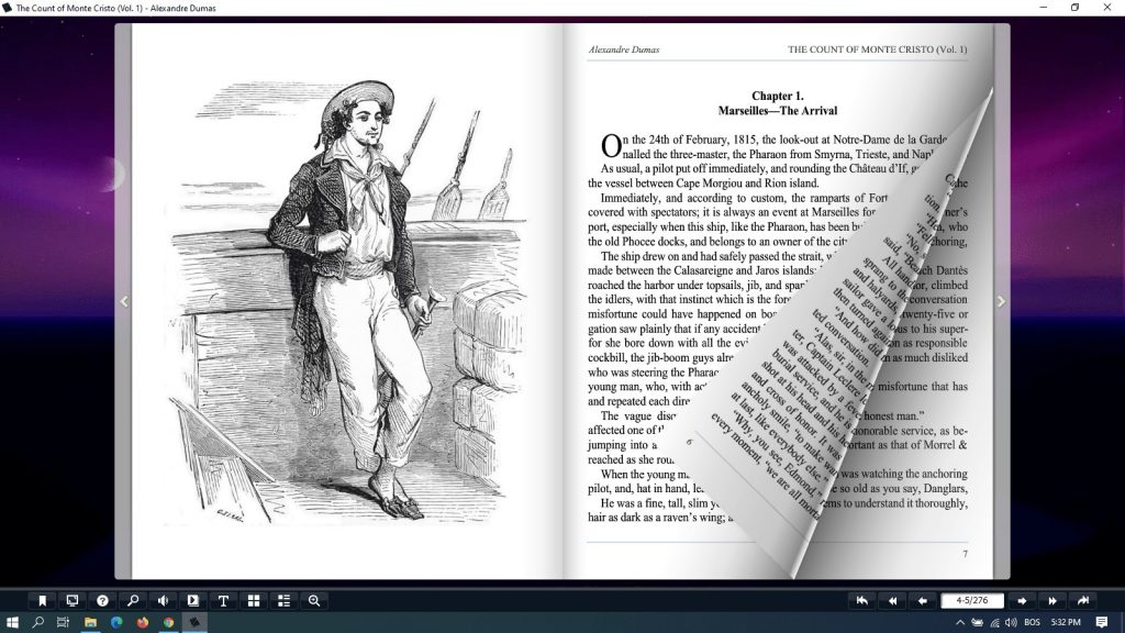 the count of monte cristo pdf free download