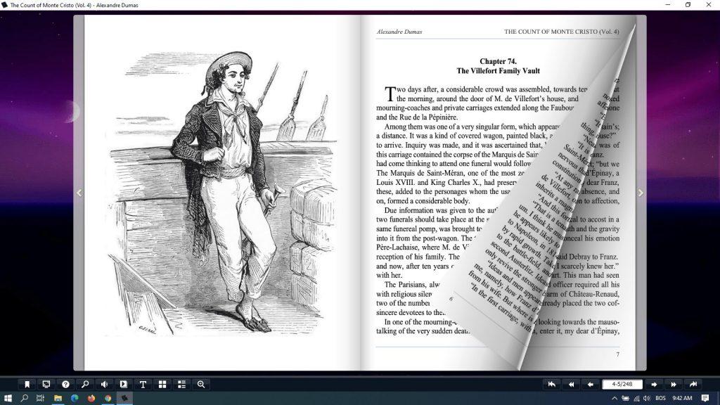 the count of monte cristo pdf free - vol 4 english version
