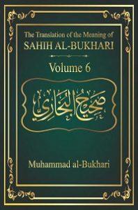 sahih al bukhari vol 6 - muhammad al bukhari