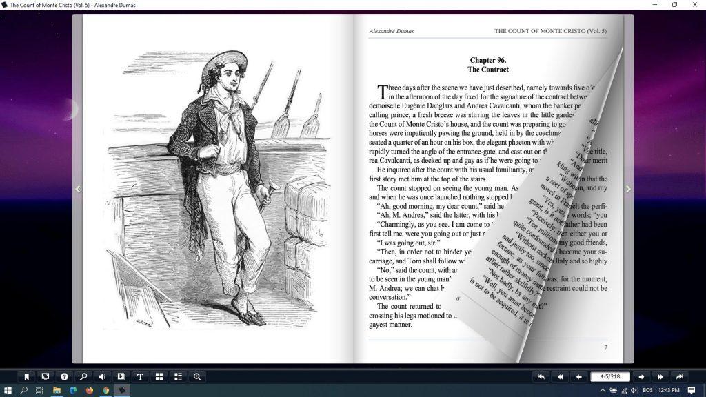 the count of monte cristo pdf novel