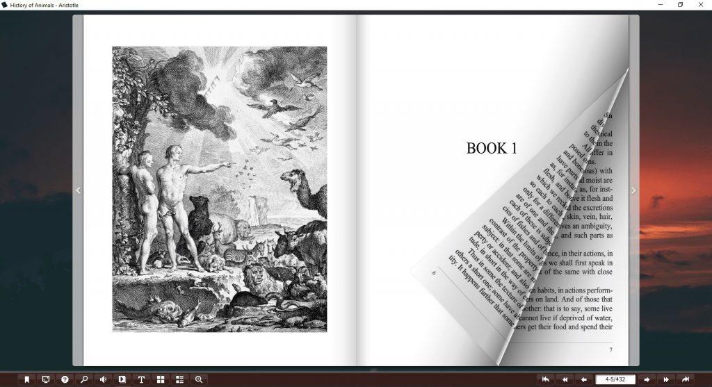history of animals pdf free
