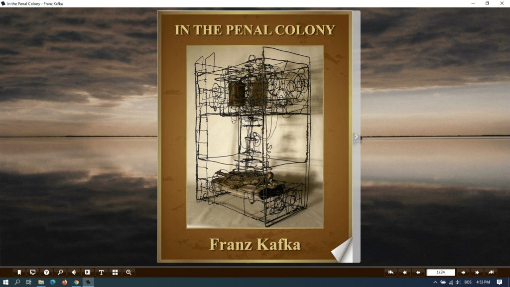 in the penal colony pdf